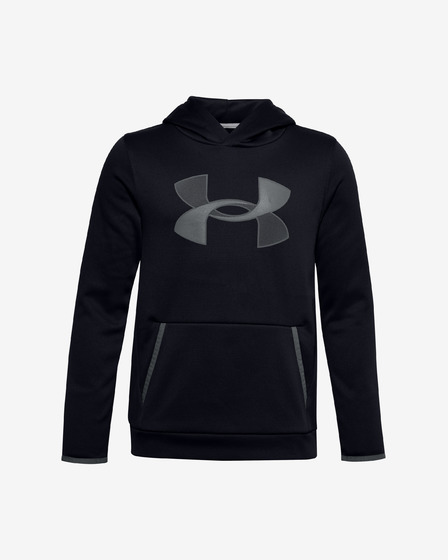 Under Armour Amour Fleece Pulover otroška