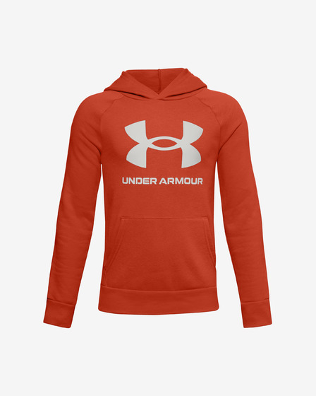 Under Armour Rival Fleece Pulover otroška