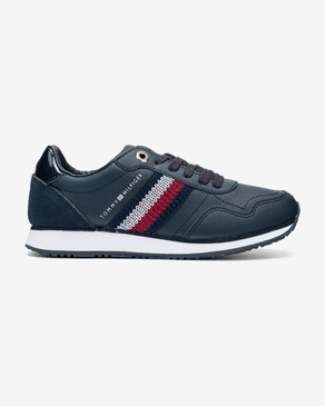 Tommy Hilfiger Tommy Leather Low Runner Superge