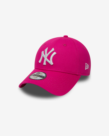 New Era NY Yankees Essential Kids Pink 9Forty Kapa  otroška