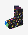 Happy Socks Celebration Nogavice 3 para