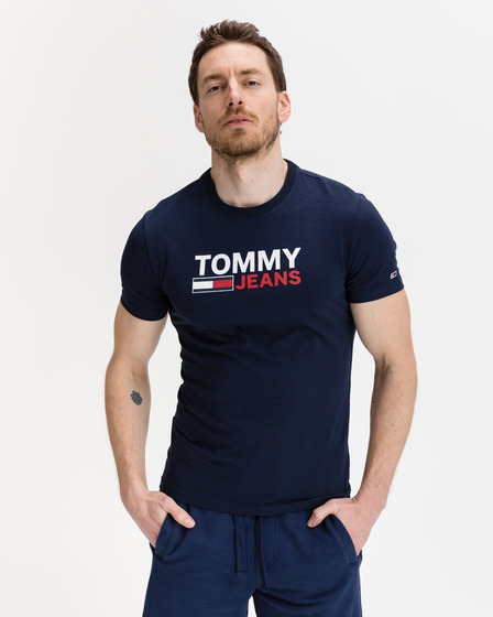 Tommy Jeans Skinny Corporation Majica