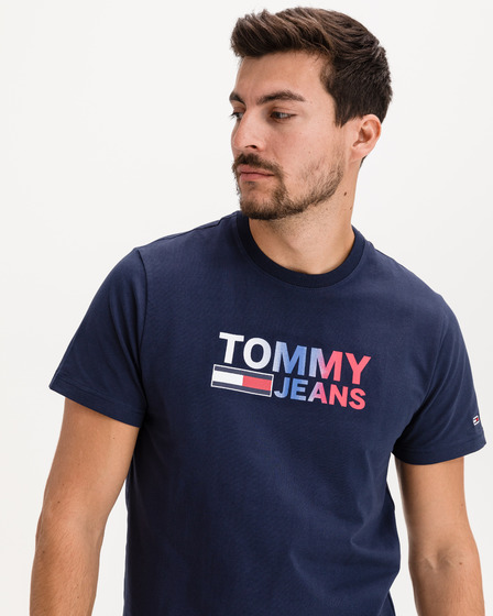 Tommy Jeans Color Corporation Logo Majica