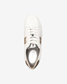 Michael Kors Irving Stripe Lace Up Superge