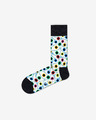Happy Socks Organic Eyes Nogavice