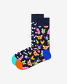 Happy Socks Dog Gift Box Nogavice 2 para