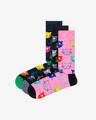 Happy Socks Cat Gift Box Nogavice 3 para