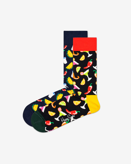Happy Socks Taco Socks Gift Set Nogavice 2 para